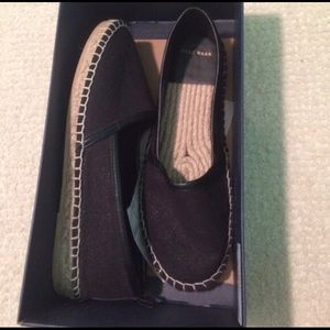 cole haan shoes with espidrille bottoms